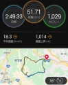 白石峠初登頂からの仙元山見晴らしの丘公園リベンジポタポタ