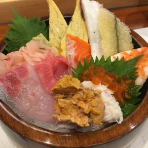 海の幸が大盛りだくさん!松喜すしの松喜丼!
