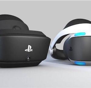 ソニーがPS VR2特許を申請