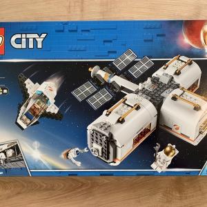 LEGO CITY【変幻自在!光る宇宙ステーション】