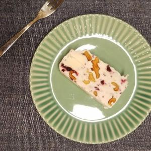 【糖質制限】簡単。アイスケーキ「カッサータ」のレシピ