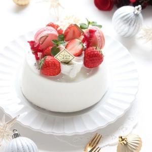 クリスマスケーキ2018 ~ショート&クロカンブッシュ