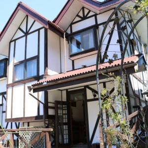 【売買】300万円(借地) 長野県諏訪郡原村 元ペンションの2階建別荘 温泉近い その2