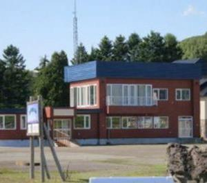【売買】(価格未定) 北海道磯谷郡蘭越町字黄金 温泉まで500m 広い敷地のRC2階建