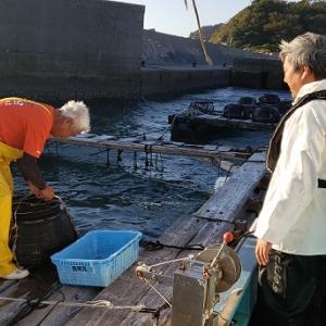 令和元年 10月5日 清丸ウタセ真鯛釣り