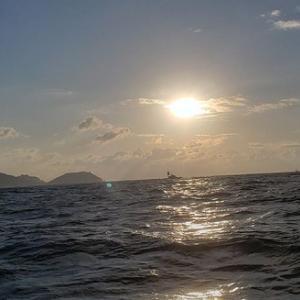 令和2年1月4日初釣りはチーム清丸より泳がせ釣り!