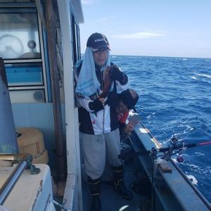 令和2年8月1日 清丸 イカ釣り