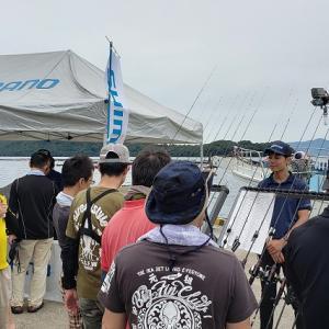 2019シマノ メタルスッテライブ IN 敦賀