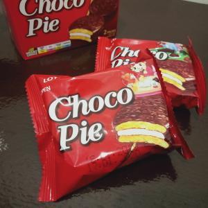 セブのお手頃おやつ Part2☆【Choco pie】