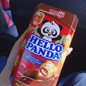 セブのお手頃おやつ Part1☆【HELLO PANDA】
