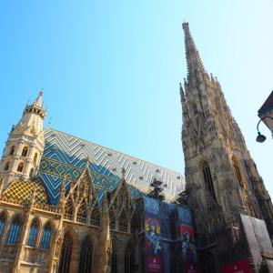 【ウィーン観光】シュテファン寺院レビュー(南塔の入場料や登る辛さ、時間は?)