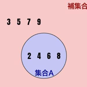 数学入門:「補集合」の概念をシミュレーターを用いて解説!