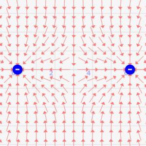「電気力線」をシミュレーションで理解しよう![物理入門]