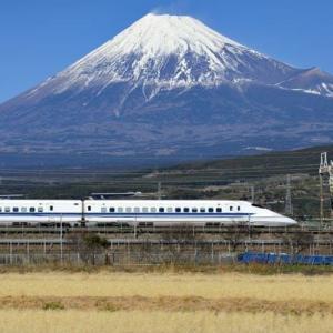 言葉の名付け親、新幹線「のぞみ」に乗って