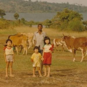 アフリカで育った子供達