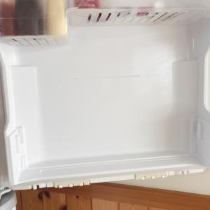 冷蔵庫の扉の断捨離