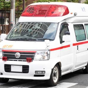 救急車で搬送、尿管結石の痛みは尋常じゃなかった!