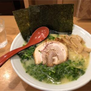 ワンコインラーメンに惹かれて、鹿児島市宇宿にある家系ラーメン麺家花一に行ってきました!