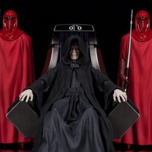 【限定】「S.H.Figuarts パルパティーン皇帝-Death Star II Throne Room Set-(STAR WARS:Return of the Jedi)」予約開始