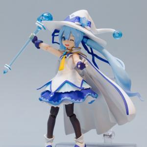 「figma 雪ミク Magical Snow ver.」発売、レビューまとめ