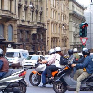 バイク通勤用の靴を検討中②こんな考え方もありかも。