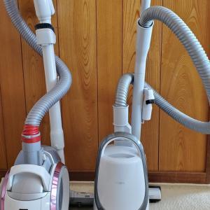 〈掃除機〉アイリスオーヤマ 軽量紙パッククリーナー IC-BTP3 レビュー✨