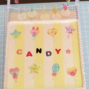 〈ハンドメイド〉Candy屋さん作り🍭 ⑬ 〈子育て〉プラバン・ジスター遊び🎵 〈どぶろっく〉家族で大好き!だけど見せたくない💦