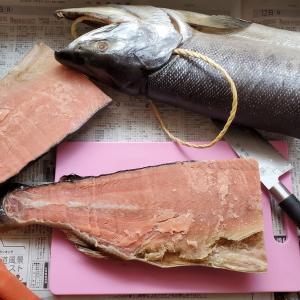 〈節約〉鮭を捌く格闘🔪🐟 〈ハンドメイド〉使い捨て雑巾作り 〈おやつ〉特からコーンスナックに挑戦✨