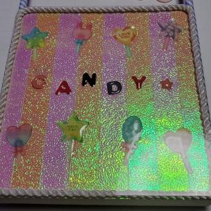 〈ハンドメイド〉Candy屋さん作り🍭 ⑭ 〈子育て〉無料プリントで久しぶりのお勉強✐