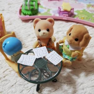 〈子育て〉ハンドメイドのお人形遊び👧🐰 〈家計簿〉将来が不安になる💦