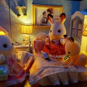 〈ドールハウス〉⭐幸福シリーズキット Happy Moment まとめ⭐シルバニアファミリー 第35回メルヘン大賞