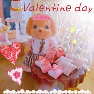 〈ハンドメイド〉シルバニア こだわりパティシエのケーキ屋さんバレンタインデーに向けて