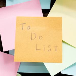 やるべきリスト⇒やりたいことリスト