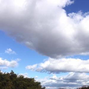 青空と綺麗な雲