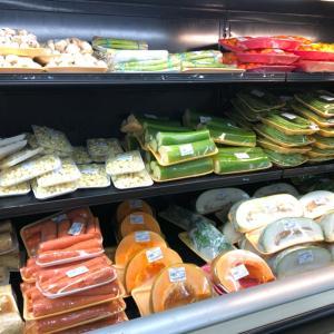 外出禁止令が出てからのスーパーの変化