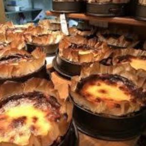 バスク風チーズケーキに挑戦!