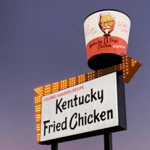 【ケンタッキー州】KFC1号店のフライドチキン