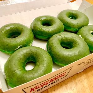 セントパトリックデーに食べた緑色のもの
