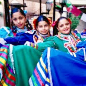 メキシコを祝うシンコデマヨ!
