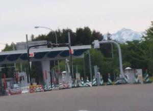 津軽へ(残雪の岩木山)