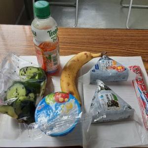 バイト先での昼食