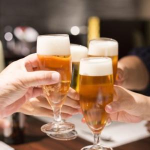 試験前の宴会 飲酒について
