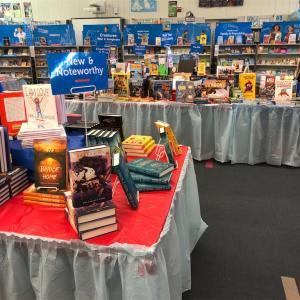 アメリカの小学校「Book Fair」