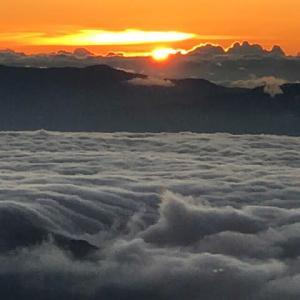 キャンピングカーで車中泊 一泊二日で乗鞍岳登山 大満足の旅でした