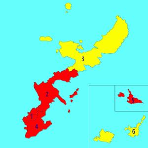 インフルエンザの流行状況、沖縄は特別!?