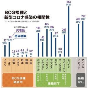 日本が現時点では新型コロナ対策がうまく行っている理由について