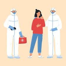 緊急事態解除後の新型コロナ感染者数と死者数