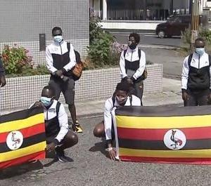 ウガンダ選手団から2人目の陽性者
