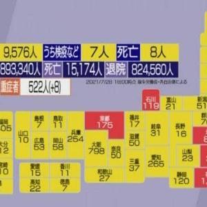 関東圏1都3県で過去最多