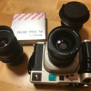 フィルムカメラ・・・売るかなぁ